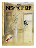 The New Yorker Cover - October 24, 2005 Regular Giclee Print by Jean-Jacques Sempé