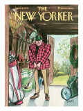 The New Yorker Cover - April 18, 1970 Regular Giclee Print by Charles Saxon