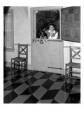House & Garden - June 1946 Regular Photographic Print by George Platt Lynes