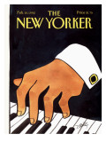 The New Yorker Cover - February 10, 1992 Premium Giclee Print by Donald Reilly