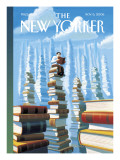 The New Yorker Cover - November 6, 2006 Premium Giclee Print by Eric Drooker