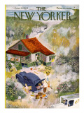The New Yorker Cover - June 12, 1954 Premium Giclee Print by Roger Duvoisin