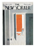 The New Yorker Cover - September 24, 1966 Premium Giclee Print by Charles E. Martin