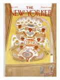 The New Yorker Cover - January 1, 1972 Regular Giclee Print by James Stevenson