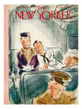 The New Yorker Cover - September 23, 1944 Regular Giclee Print by Leonard Dove