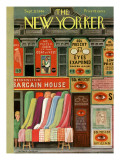 The New Yorker Cover - September 21, 1946 Premium Giclee Print by Witold Gordon