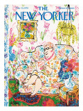 The New Yorker Cover - May 30, 1970 Premium Giclee Print by William Steig