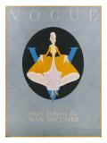 Vogue - April 1918 Regular Giclee Print by Dorothy Edinger