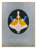 Vogue - April 1918 Premium Giclee Print by Dorothy Edinger