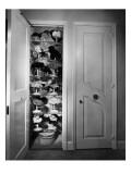 House & Garden - March 1947 Premium Photographic Print by André Kertész