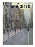 The New Yorker Cover - March 16, 1957 Regular Giclee Print by Arthur Getz