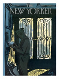 The New Yorker Cover - December 1, 1962 Premium Giclee Print by Arthur Getz