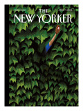 The New Yorker Cover - April 7, 2008 Premium Giclee Print by Mark Ulriksen