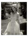 Vanity Fair - August 1930 Regular Photographic Print by Edward Steichen