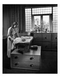 House & Garden - July 1947 Premium Photographic Print by André Kertész