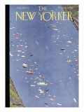 The New Yorker Cover - June 20, 1936 Premium Giclee Print by Adolph K. Kronengold