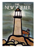 The New Yorker Cover - April 19, 1969 Premium Giclee Print by Donald Reilly