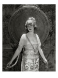 Vanity Fair - February 1920 Regular Photographic Print by Baron Adolphe De Meyer