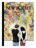 The New Yorker Cover - April 30, 2007 Premium Giclee Print by Harry Bliss
