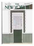 The New Yorker Cover - August 24, 1981 Premium Giclee Print by Gretchen Dow Simpson