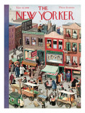 The New Yorker Cover - November 18, 1939 Premium Giclee Print by Beatrice Tobias