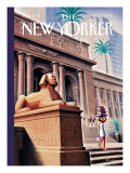 The New Yorker Cover - November 7, 2005 Regular Giclee Print by Eric Drooker