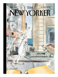The New Yorker Cover - September 22, 2008 Premium Giclee Print by Barry Blitt