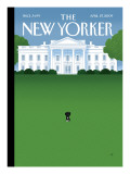 The New Yorker Cover - April 27, 2009 Regular Giclee Print by Bob Staake