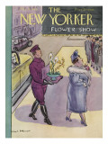The New Yorker Cover - March 16, 1940 Premium Giclee Print by Helen E. Hokinson