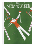 The New Yorker Cover - July 10, 1926 Premium Giclee Print by Julian de Miskey