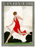 Vanity Fair Cover - May 1921 Regular Giclee Print by André E. Marty