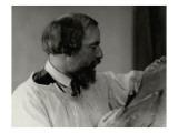 Vanity Fair - December 1923 Regular Photographic Print by Arnold Genthe