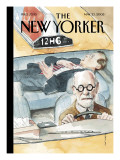 The New Yorker Cover - May 23, 2005 Regular Giclee Print by Barry Blitt