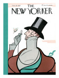 The New Yorker Cover - February 20, 1926 Premium Giclee Print by Rea Irvin