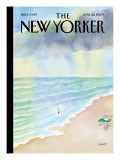The New Yorker Cover - June 22, 2009 Regular Giclee Print by Jean-Jacques Sempé
