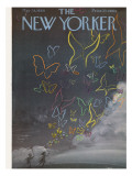 The New Yorker Cover - May 28, 1960 Premium Giclee Print by Robert Kraus