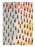 The New Yorker Cover - June 6, 1964 Regular Giclee Print by Charles E. Martin