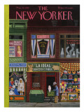 The New Yorker Cover - May 26, 1951 Regular Giclee Print by Witold Gordon
