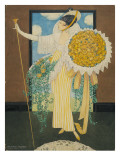 Vogue - May 1914 Regular Giclee Print by George Wolfe Plank