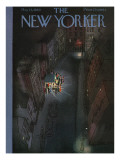 The New Yorker Cover - May 14, 1960 Regular Giclee Print by Charles E. Martin