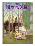 The New Yorker Cover - March 26, 1979 Regular Giclee Print by Charles E. Martin