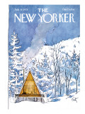 The New Yorker Cover - February 6, 1978 Regular Giclee Print by Arthur Getz