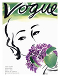 "Vogue Cover - May 1931 Regular Giclee Print by Carl ""Eric"" Erickson"