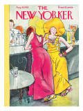 The New Yorker Cover - August 26, 1933 Regular Giclee Print by Perry Barlow