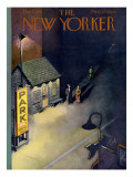 The New Yorker Cover - May 2, 1953 Premium Giclee Print by Arthur Getz