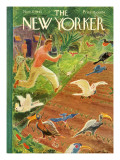 The New Yorker Cover - November 17, 1945 Premium Giclee Print by Garrett Price