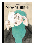 The New Yorker Cover - June 29, 2009 Premium Giclee Print by Barry Blitt