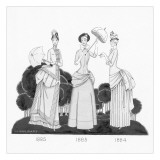 Vogue - September 1934 Regular Giclee Print by Claire Avery