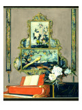 House & Garden - April 1923 Regular Giclee Print by Bradley Walker Tomlin