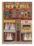 The New Yorker Cover - April 27, 1946 Regular Giclee Print by Witold Gordon